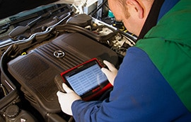 State of the art diagnostic equipment