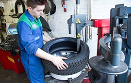 Tyres to suit all makes and models